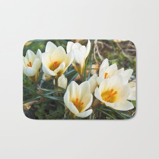 MEADOW of SPRING Bath Mat