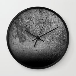 Clues Wall Clock