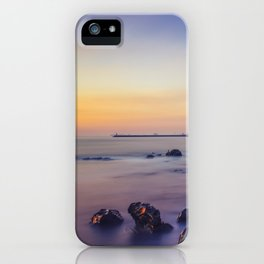 Sunset by the Sea iPhone Case