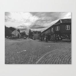 Trondheim II Canvas Print