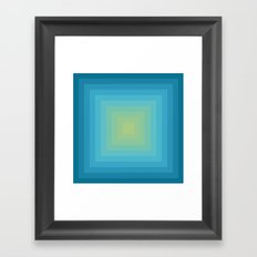 Colour Field v. 5 Framed Art Print