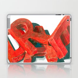 Read Dare Dear Laptop & iPad Skin