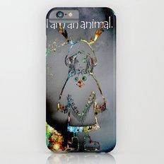 Animal Girl Slim Case iPhone 6s