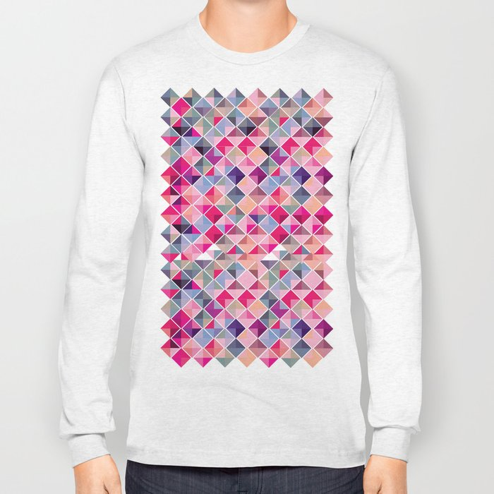 Block Party! Long Sleeve T-shirt