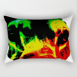 Lion Heart Africa Rectangular Pillow