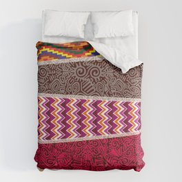 OBJ.CL Combi Motifs Comforters