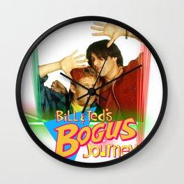 Bogus journey Wall Clock