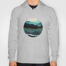 Indigo Mountains Hoody