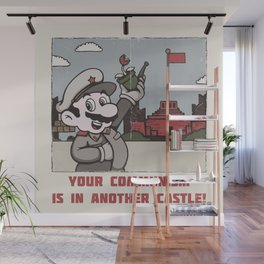 Another Castle Wall Mural