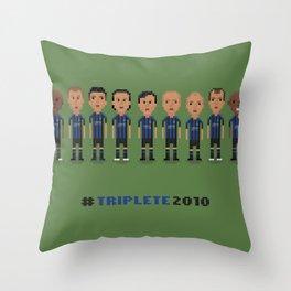 Internazionale 2010 Throw Pillow