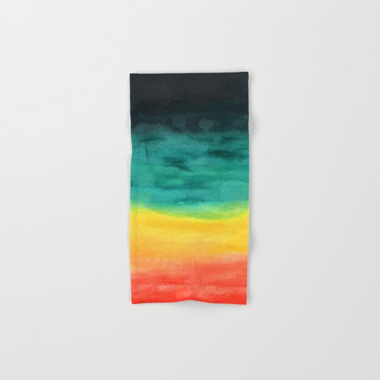 Darkness in the Horizon Hand & Bath Towel
