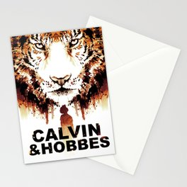 Life of Calvin Stationery Cards