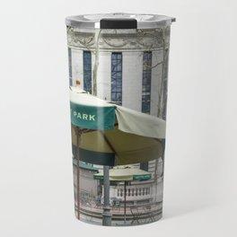 Bryant Park New York City Travel Mug