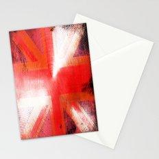 God save the Union Jack Stationery Cards