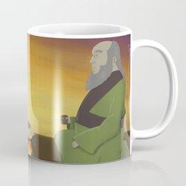 Cup of Tea with Iroh Coffee Mug