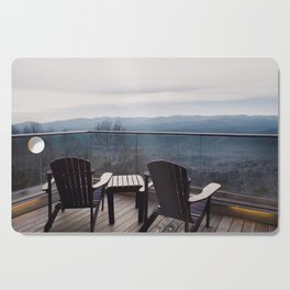 You Can Sit With Me Cutting Board