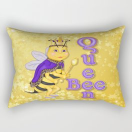Queen Bee Rectangular Pillow