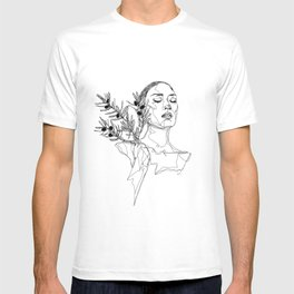 Olive (Black) T-shirt