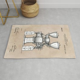 patent art Wear Combined Coffee grinder and cleaner 1911 Rug