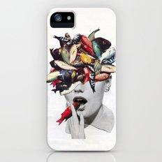 Ωmega-3 iPhone (5, 5s) Slim Case