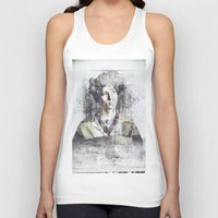 ginger Tank Tops featuring GINGER by vlphotography