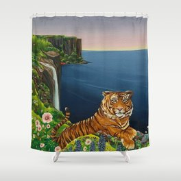 Tigresa Shower Curtain