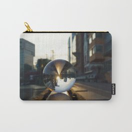The World from another Perspective Carry-All Pouch
