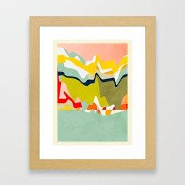 dream-scape Framed Art Print