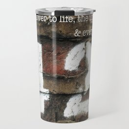 42 - The Meaning of Life. Travel Mug