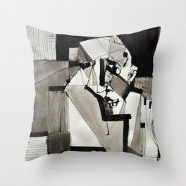 Bashful Throw Pillow