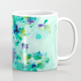 Aquamarine Addiction Coffee Mug