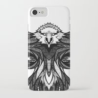 eagle iPhone & iPod Cases featuring Eagle by Andreas Preis