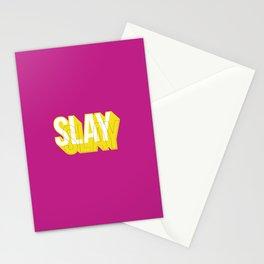 Slay Stationery Cards