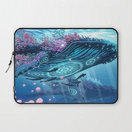 Whale Beings Laptop Sleeve