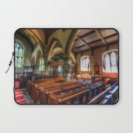 St Peter And St Paul Church Headcorn Kent Laptop Sleeve