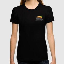 Sea Urchin Sushi Cat T-shirt