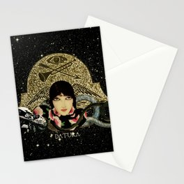 Where No One Sees Stationery Cards