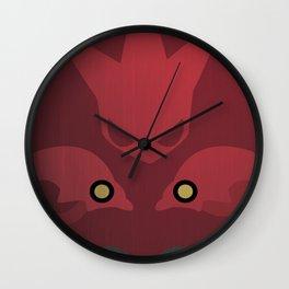 Scizor Wall Clock
