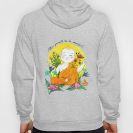 The Buddhist Monk Hoody