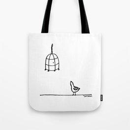 Pajaroto Tote Bag