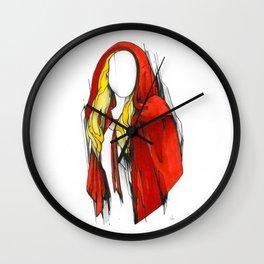 Valerie Wall Clock