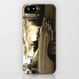 All my friends know the lowrider iPhone Case