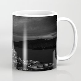 Harbour Night Sky Coffee Mug