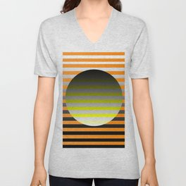 Spin Around In Circles Unisex V-Neck