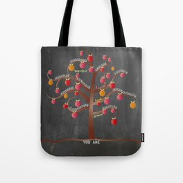 Teacher Appreciation Tote Bag
