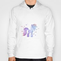 my little pony Hoodies featuring My Little Pony by Carma Zoe