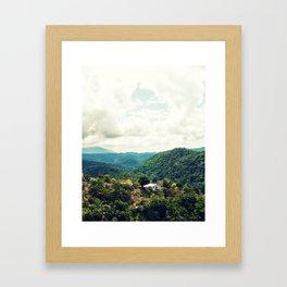 Jamaica  Framed Art Print