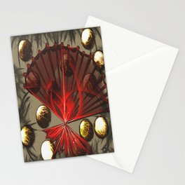 The Memory of Desire Stationery Cards