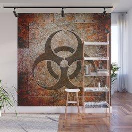 Contagion Wall Mural