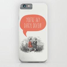 Walking Dead Love Story iPhone 6s Slim Case